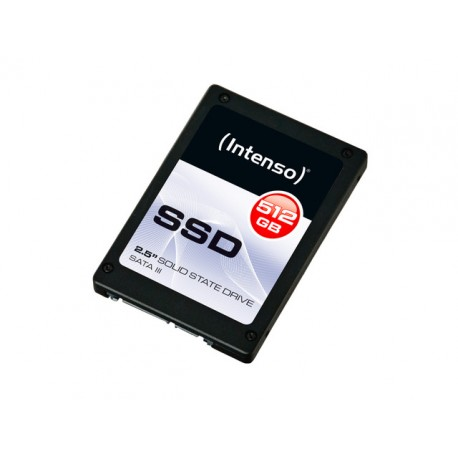 "DYSK INTENSO SSD 512GB SATA III 2.5"" TOP"