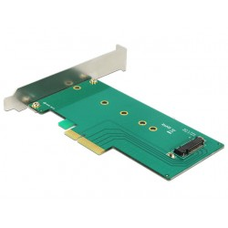 KARTA PCI EXPRESS- M.2 KEY M LOW PROFILE DELOCK