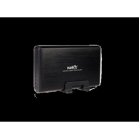 "KIESZEŃ HDD SATA NATEC RHINO 3,5"" USB 3.0 ALU"