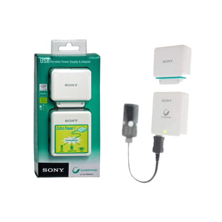 POWER BANK SONY PORTABLE POWER BANK 1120MAH