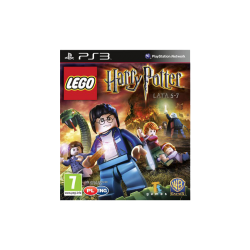 LEGO HARRY POTTER 5-7 ESSENTIALS PS3 PL/ANG