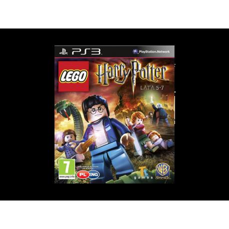 LEGO HARRY POTTER 5-7 ESSENTIALS PS3 PL/ANG