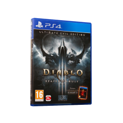 DIABLO III + DODATEK REAPER OF SOULS PL ULTIMATE EVIL EDITION