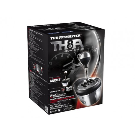 SKRZYNIA BIEGÓW THRUSTMASTER TH8A DO PC/PS3/PS4/XONE