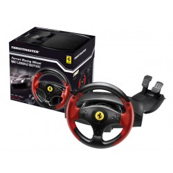 KIEROWNICA THRUSTMASTER FERRARI RACING WHEEL - RED LEGEND DO PC/PS3