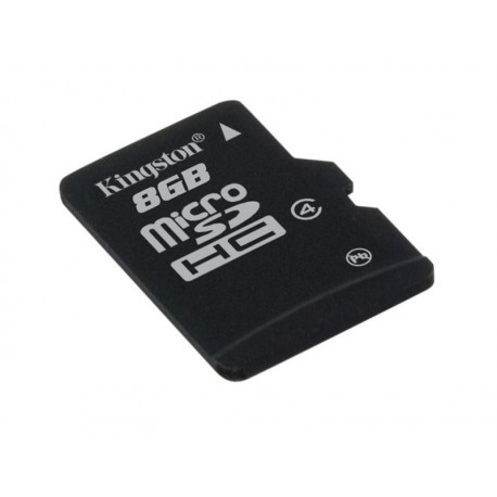 Karta pamięci KINGSTON Micro SDHC 8GB bez adaptera, class 4 (SDC4/8GBSP)