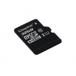 Karta pamięci KINGSTON Micro SDHC 32GB bez adaptera, class 10 (SDCS/32GBSP)
