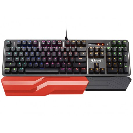 Klawiatura mechaniczna A4TECH BLOODY B975 RGB (LK LIBRA ORANGE SWITCH)