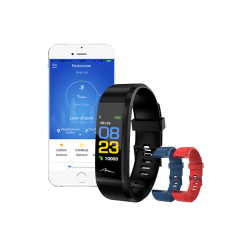 OPASKA ZEGAREK SMARTBAND ACTIVE COLOR MT859