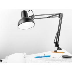 Lampka biurkowa kreślarska metalowa TRACER ARTISTA
