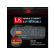 KLAWIATURA A4TECH B318 BLOODY GAMING