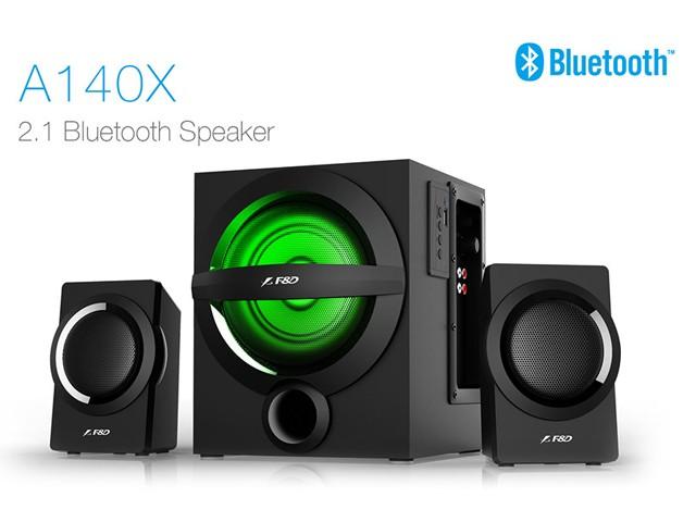 Głośniki 2.1 Fenda F140X Bluetooth